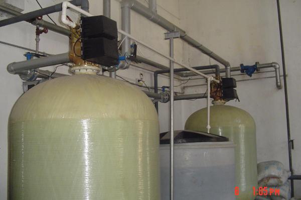 钠离子交换软化水设备