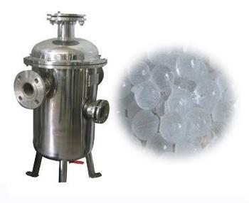 硅磷晶软化水设备